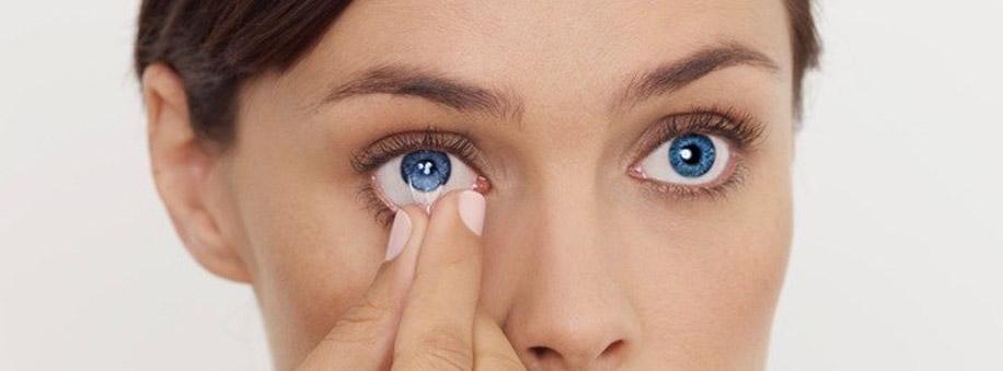 не перепутать контактные линзы