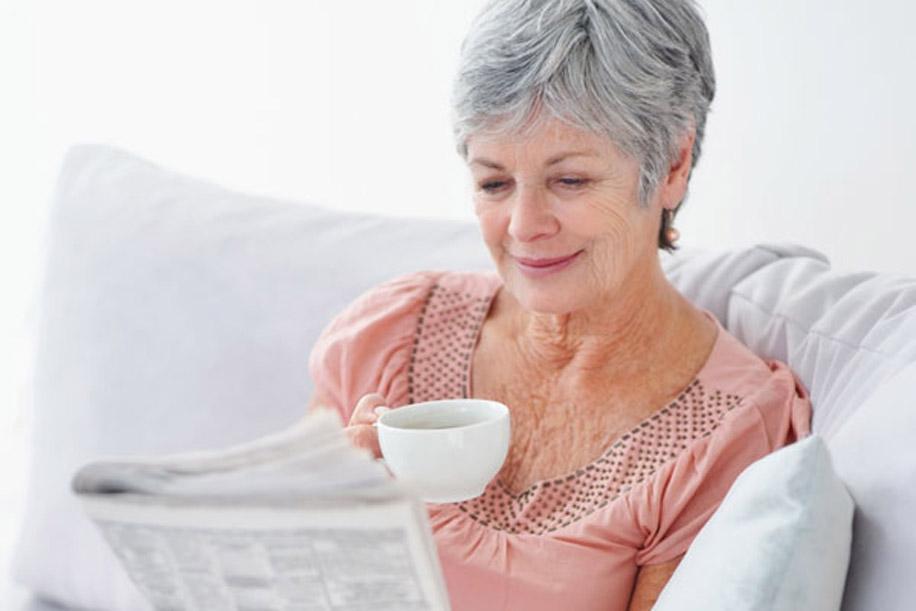 Пресбиопия связана с естественным старением организма