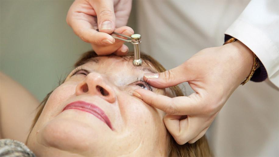 Давление по маклакову при глаукоме