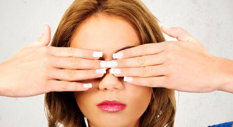 Необходимо, чтобы глаза полностью восстановились
