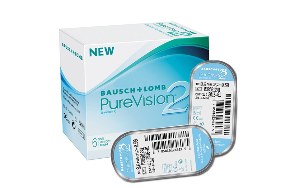 PureVision 2 HD от Bausch + Lomb
