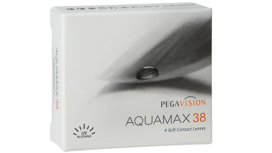 Мягкие линзы Aquamax 38