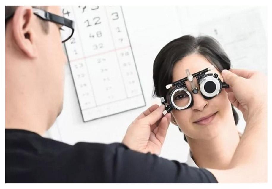 Как подбираются очки при близорукости