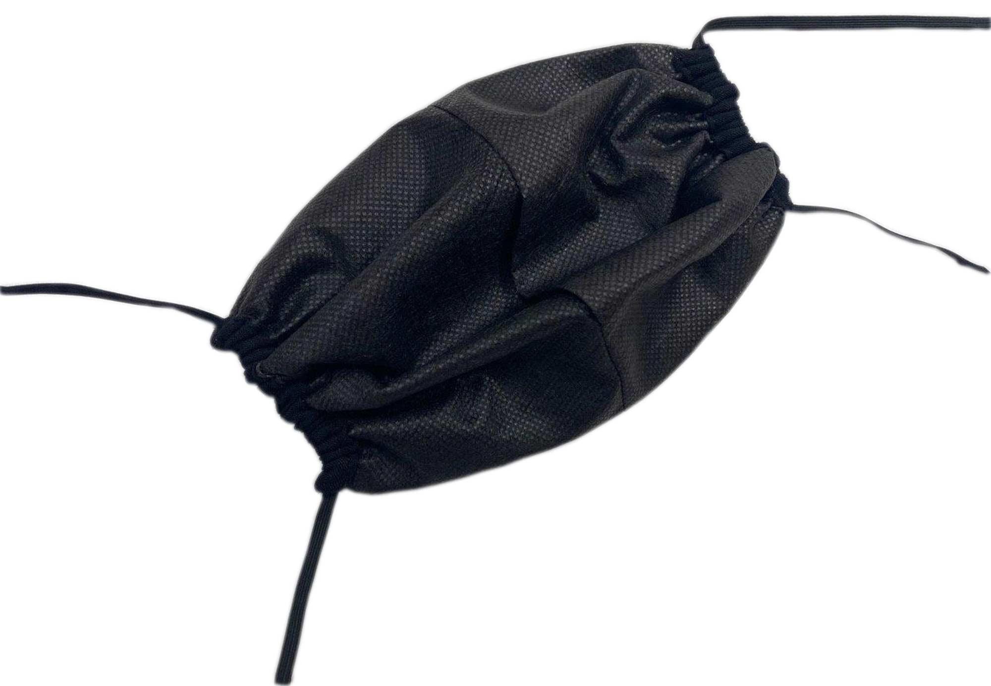 Маска защитная GLINA NEW Черная размер универсальный