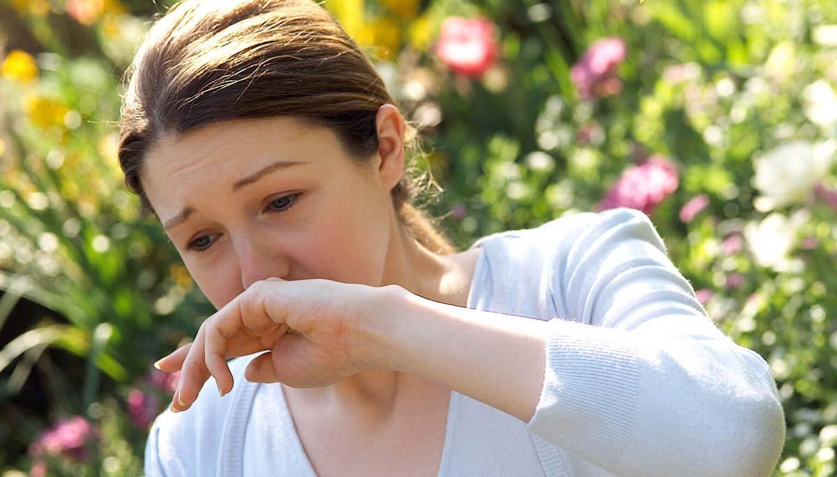 аллергический конъюнктивит — воспаление и покраснение конъюнктивы глаз