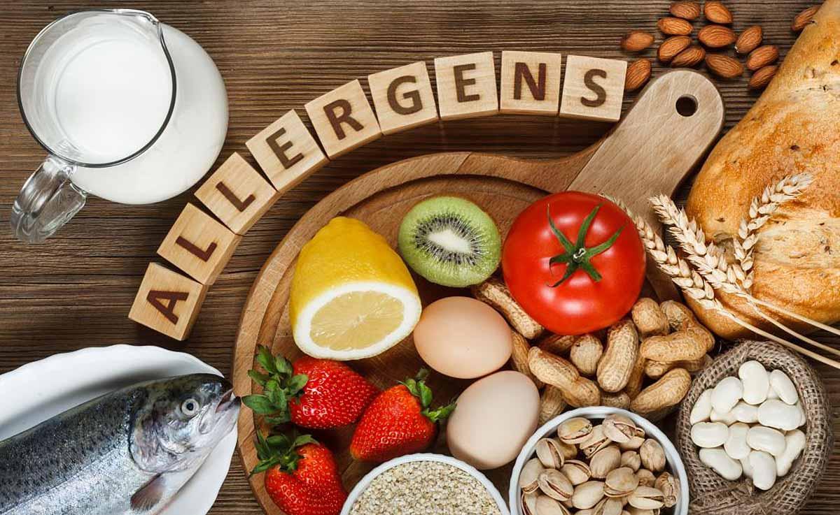 Наиболее аллергенны цитрусовые, животные белки и бобовые