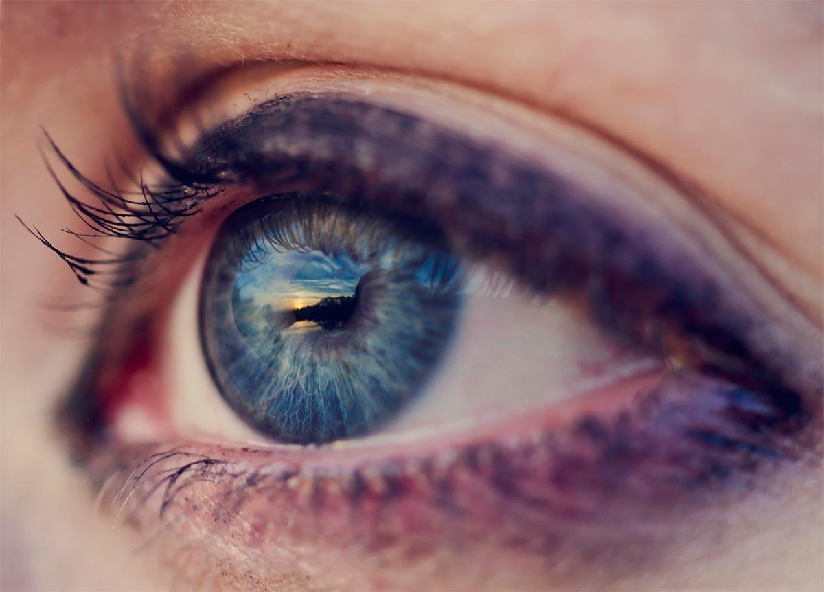 Оптическая система глаза человека