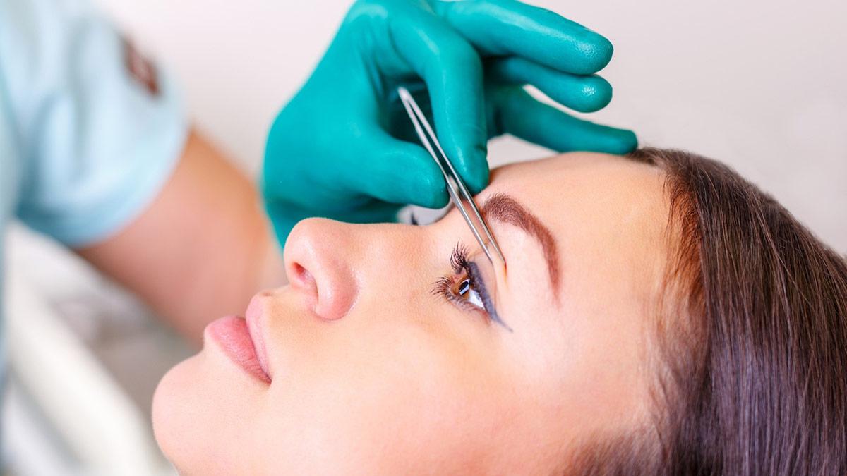 Оперативное лечение верхнего птоза