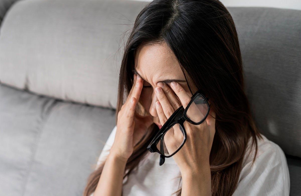 виды отека глаз и их лечение