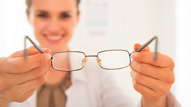 очки при близорукости