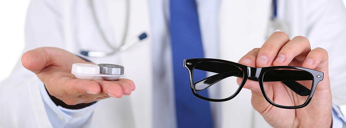 Существует множество методов, как исправить нарушения зрения