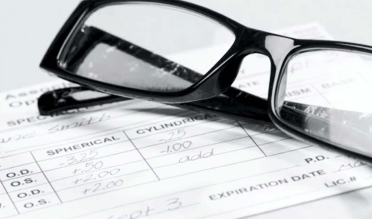 Прежде чем подбирать очки в оптике или интернет-магазине, нужно получить у врача рецепт