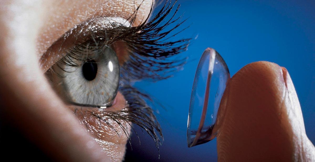 контактные линзы при дальнозоркости