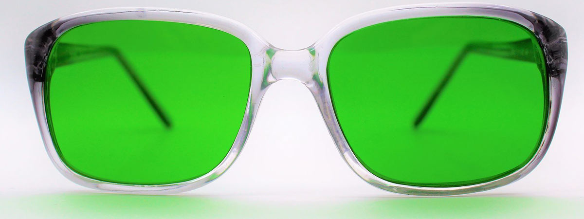 зеленый цвет успокаивает нервную систему