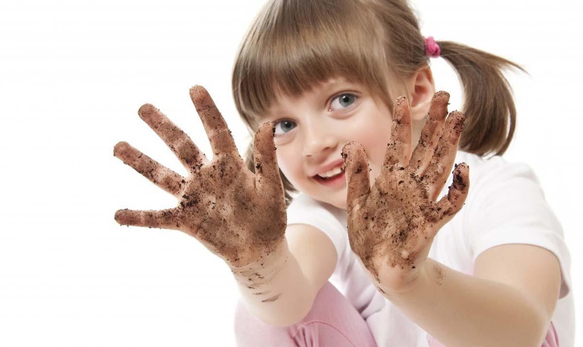 руки с микробами картинка вообще мечтал