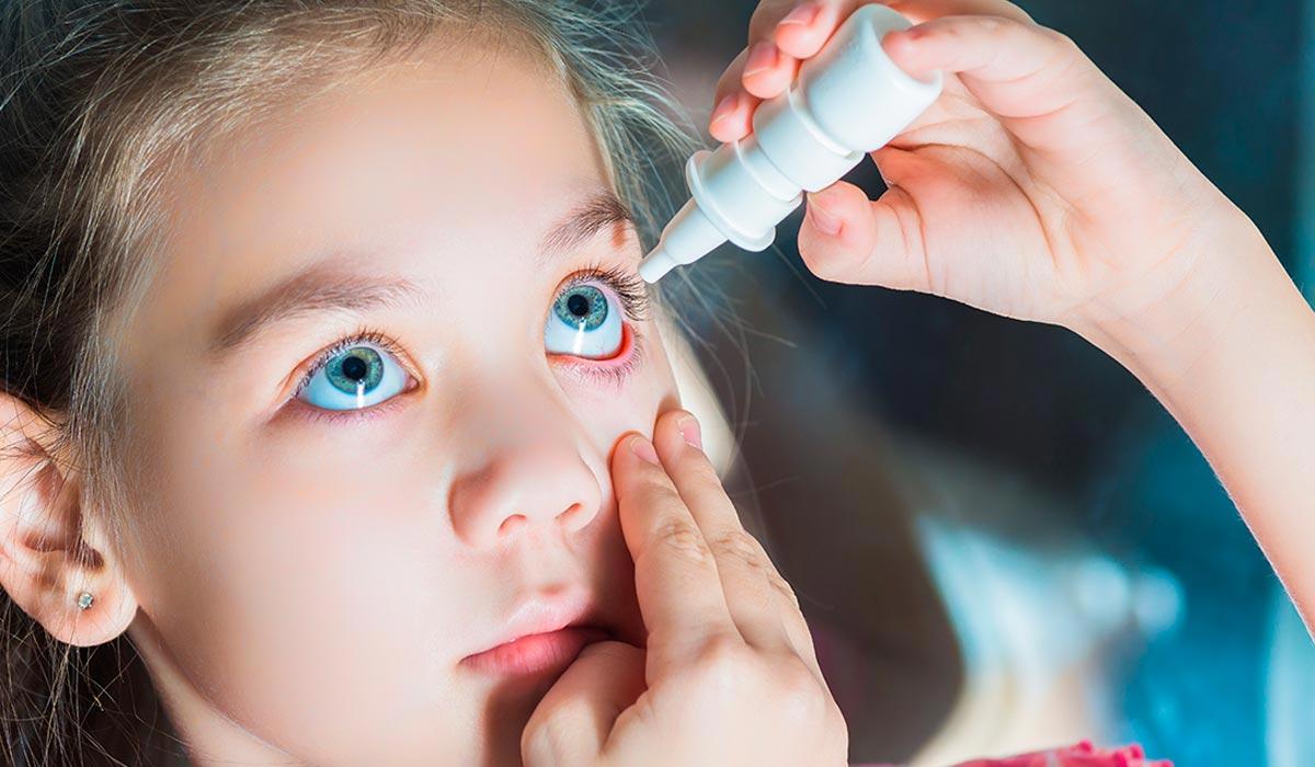 капли для улучшения зрения при близорукости у детей разрешены к применению с трех лет
