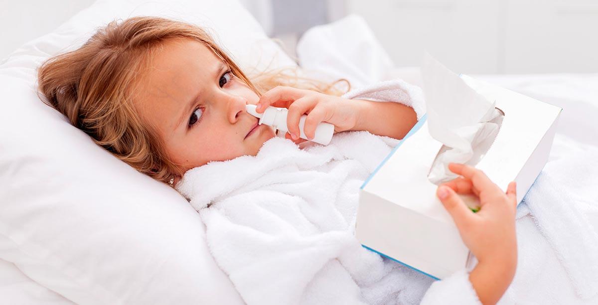 Может ли быть конъюнктивит от насморка у ребенка?