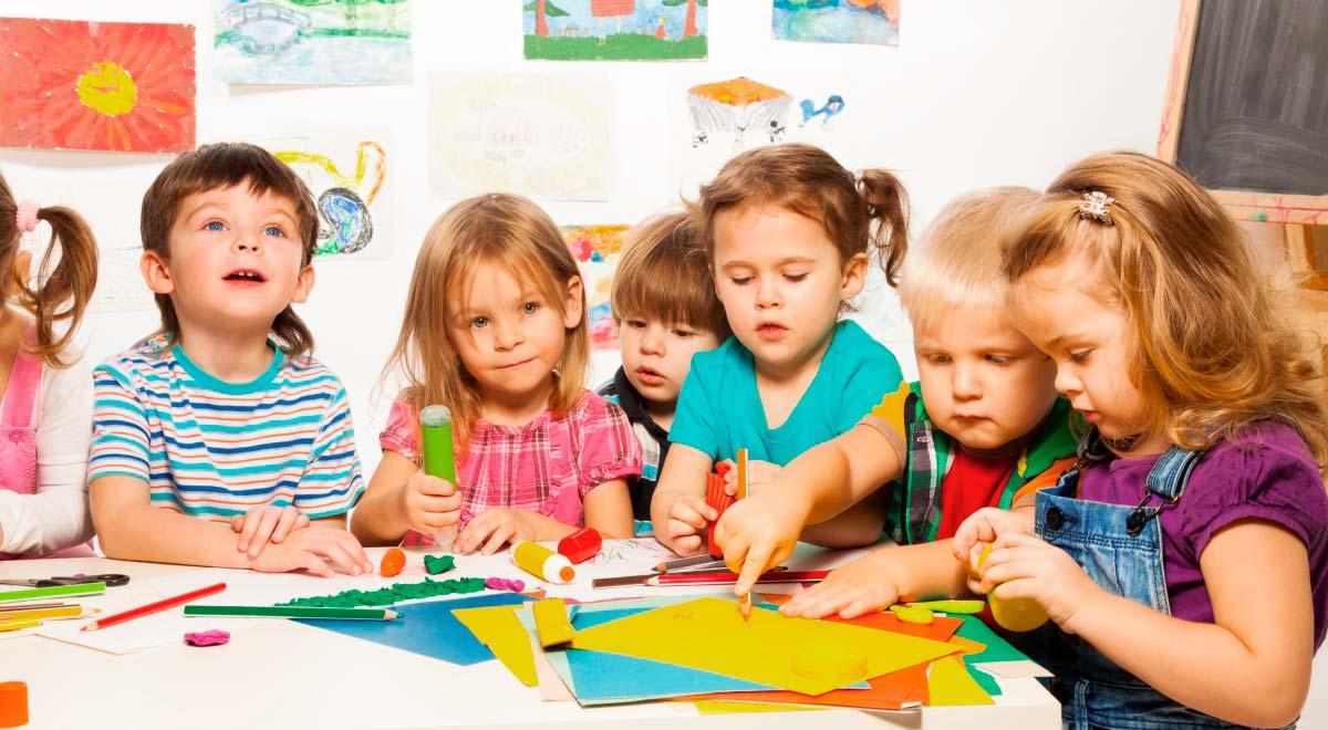 Дети младшего возраста постоянно подвергаются воздействию агрессивной среды