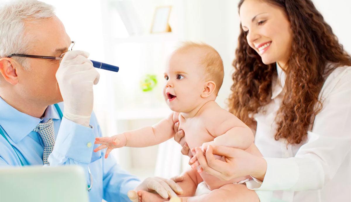 Конъюнктивит у ребенка в 7 месяцев на искусственном вскармливании thumbnail