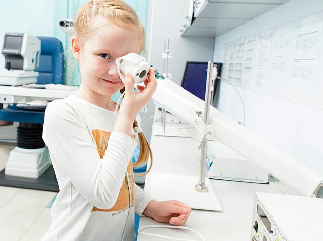 лечение дальнозоркости аппарат