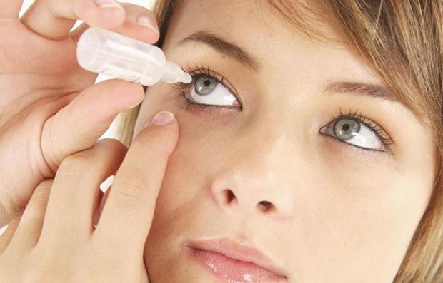 Аллергия чешутся глаза и слезятся глаза