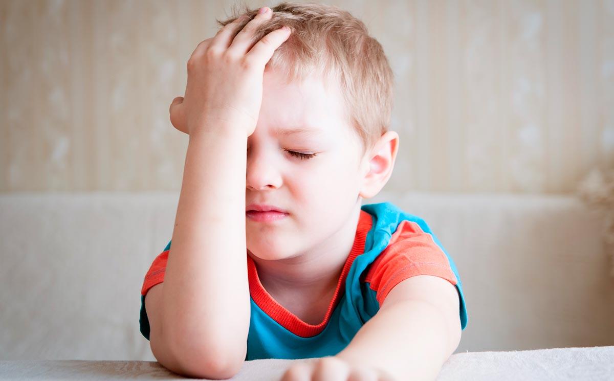 Мнимая близорукость у детей