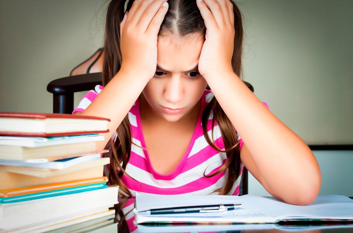 Близорукость часто возникает в возрасте 10-12 лет