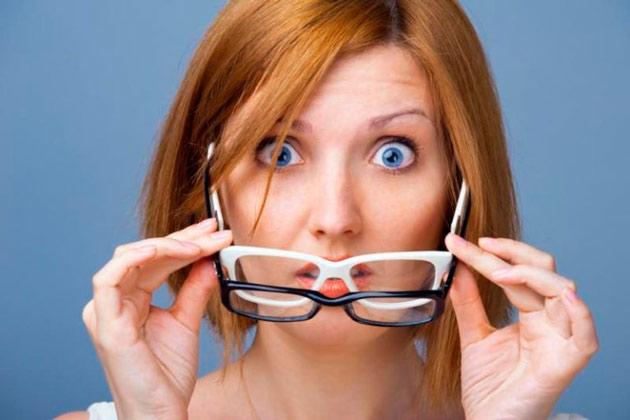 примеряем очки