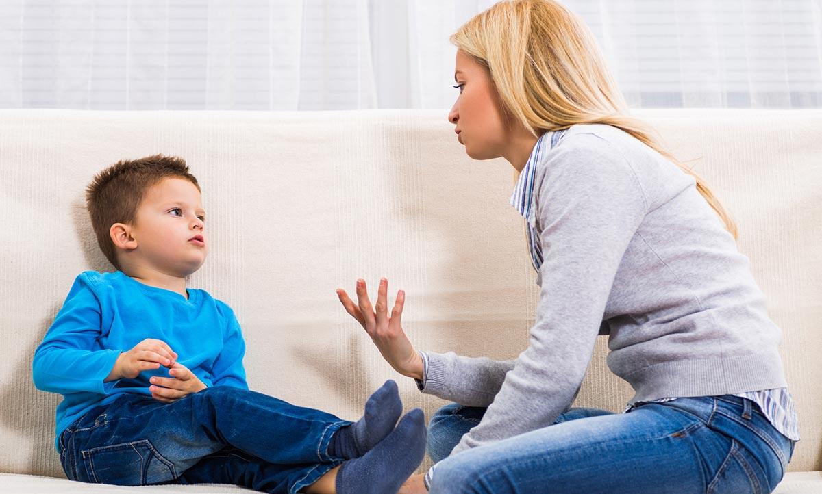 Важно объяснять ребенку последствия драк, рукоприкладства