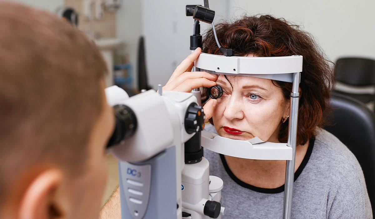 Патогенез диабетической ретинопатии