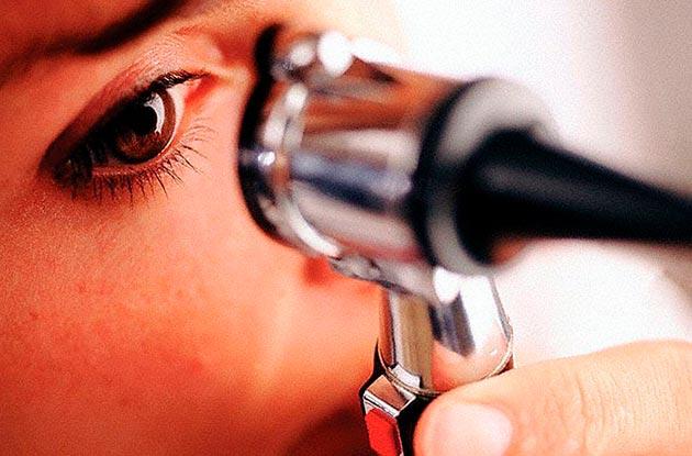 Увеличение глазного яблока при близорукости — Все о проблемах с глазами