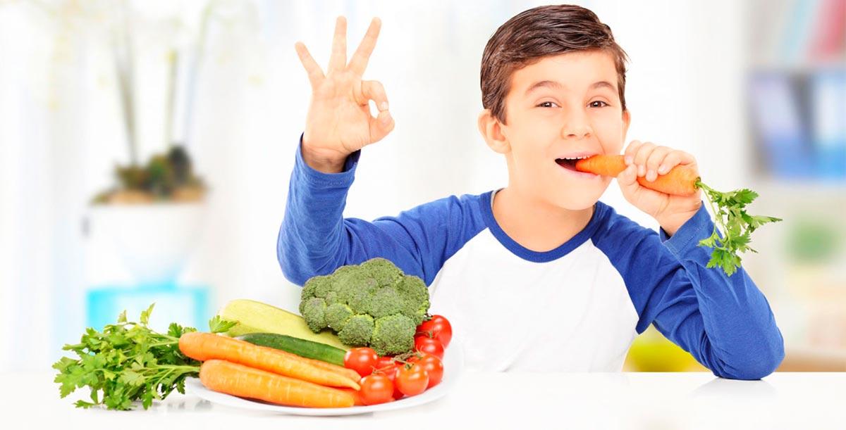 питаться полезными продуктами