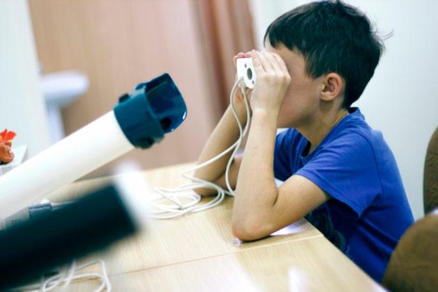 Предрасположенность близорукость у детей