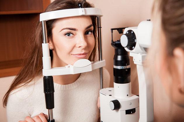 Зарядка для глаз при астигматизме для улучшения зрения
