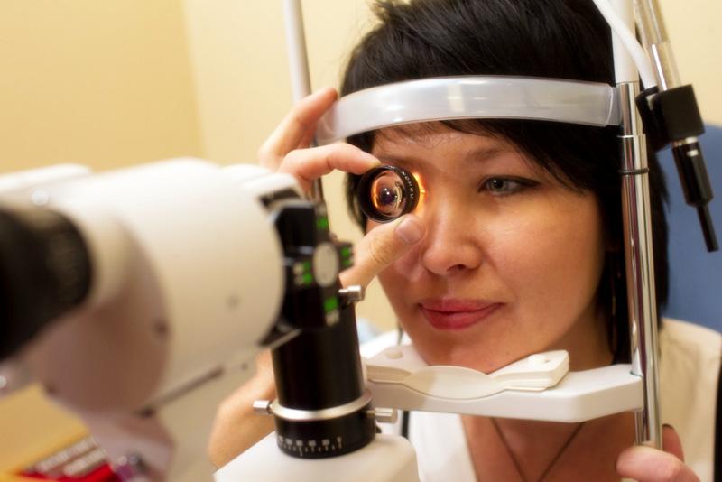 ЧАЗН - частичная атрофия зрительного нерва глаза