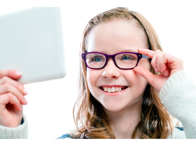 Близорукость у ребенка 10 лет