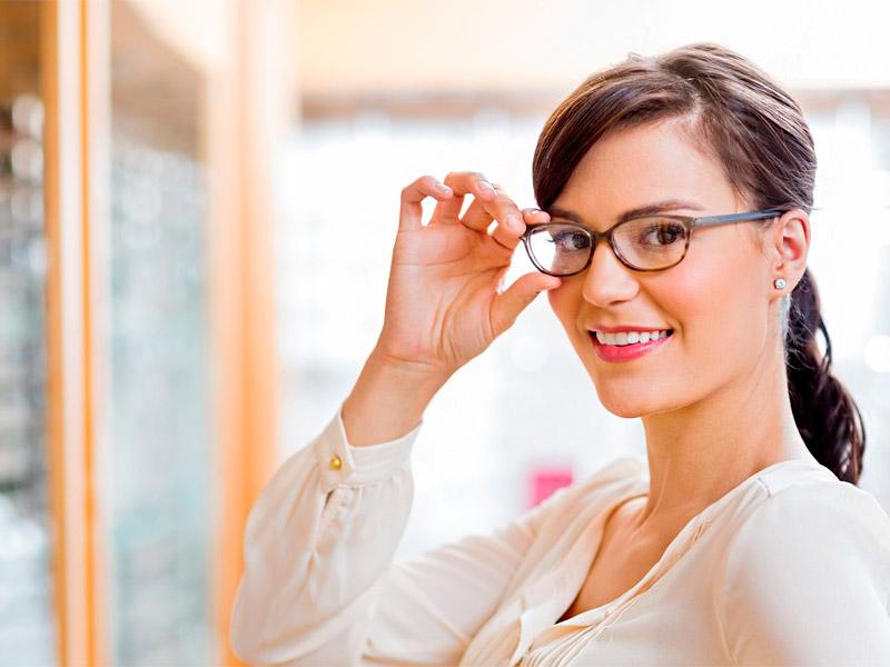 Очки при дальнозоркости для чтения