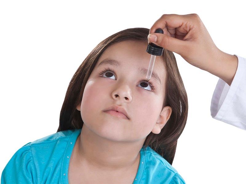 У ребенка коньюктивит эффективное лечение