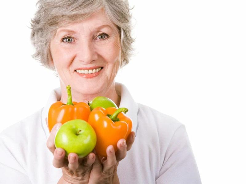 диета для пожилого человека