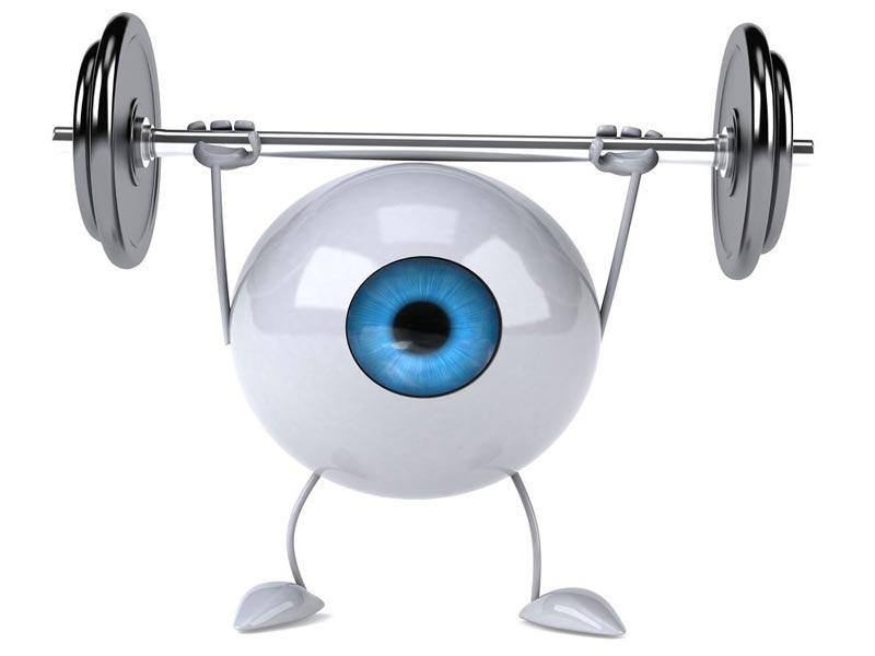 Помогает ли лечебная гимнастика для глаз при близорукости?