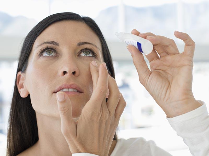 Капли для проверки зрения