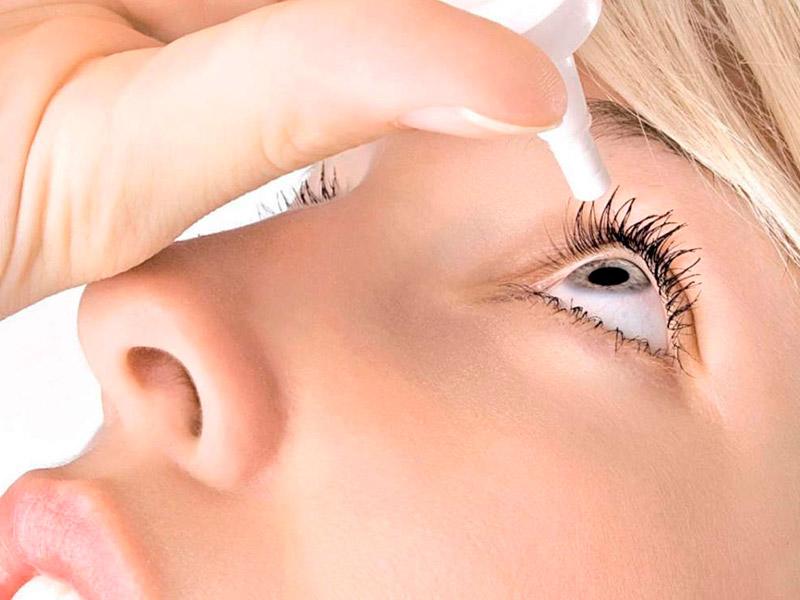Витаминные капли для глаз для улучшения зрения при близорукости и дальнозоркости