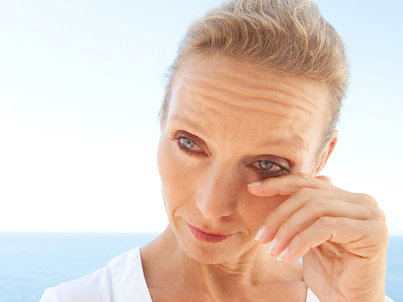 Аллергический конъюнктивит у детей и взрослых. Симптомы, причины и лечение