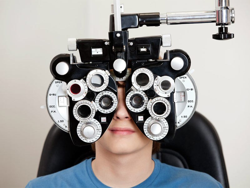 Бинокулярное зрение обеспечивает