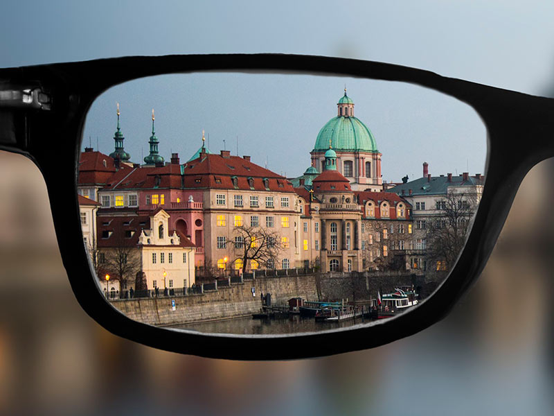 Операция по остановке падения зрения