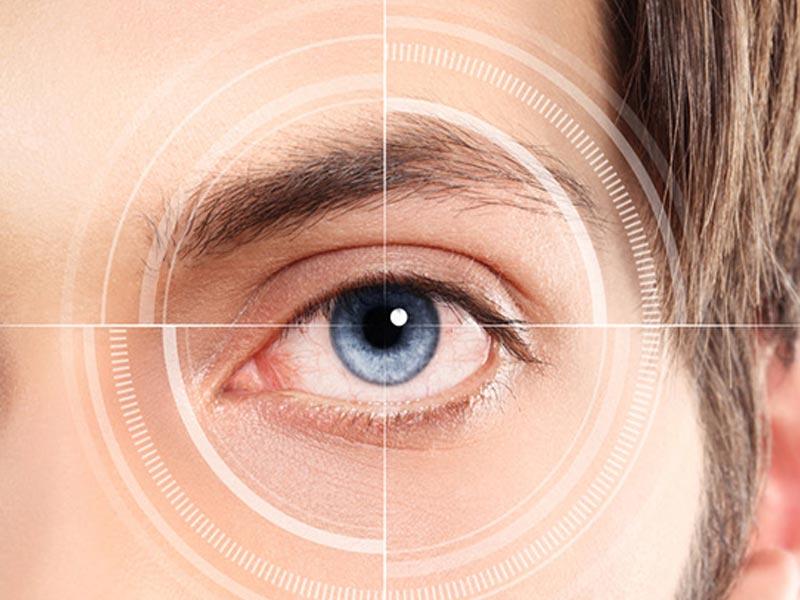 Причины астигматизма глаз у взрослых