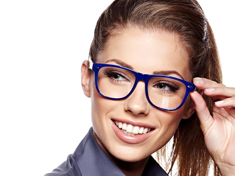 Форма очков по типу лица женские
