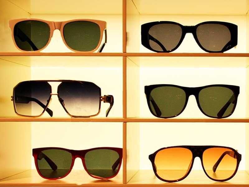 Маркировка солнцезащитных очков