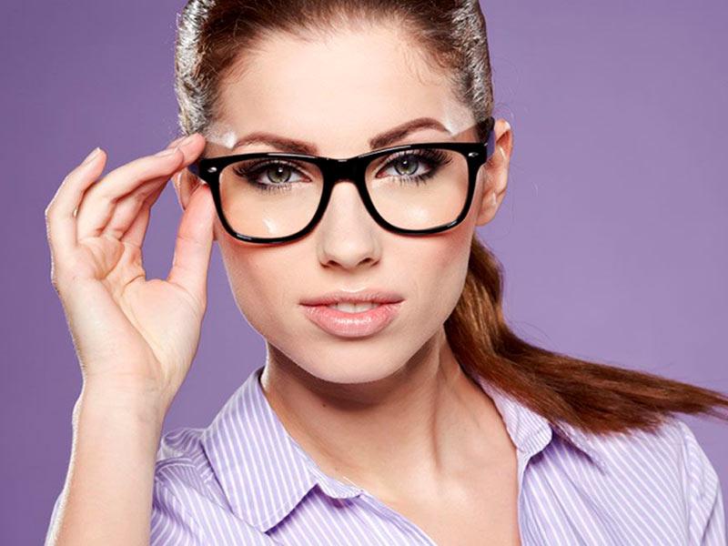 Лопнула оправа на очках