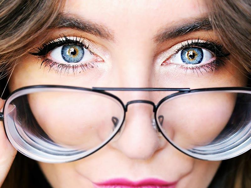 собраны фото макияж под очки метод диагностики, благодаря